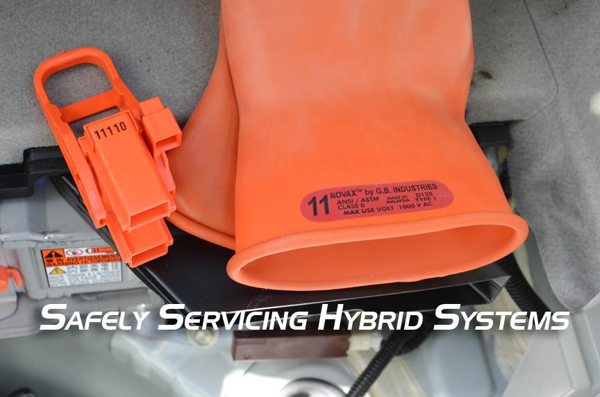 Servicing-Hyrids