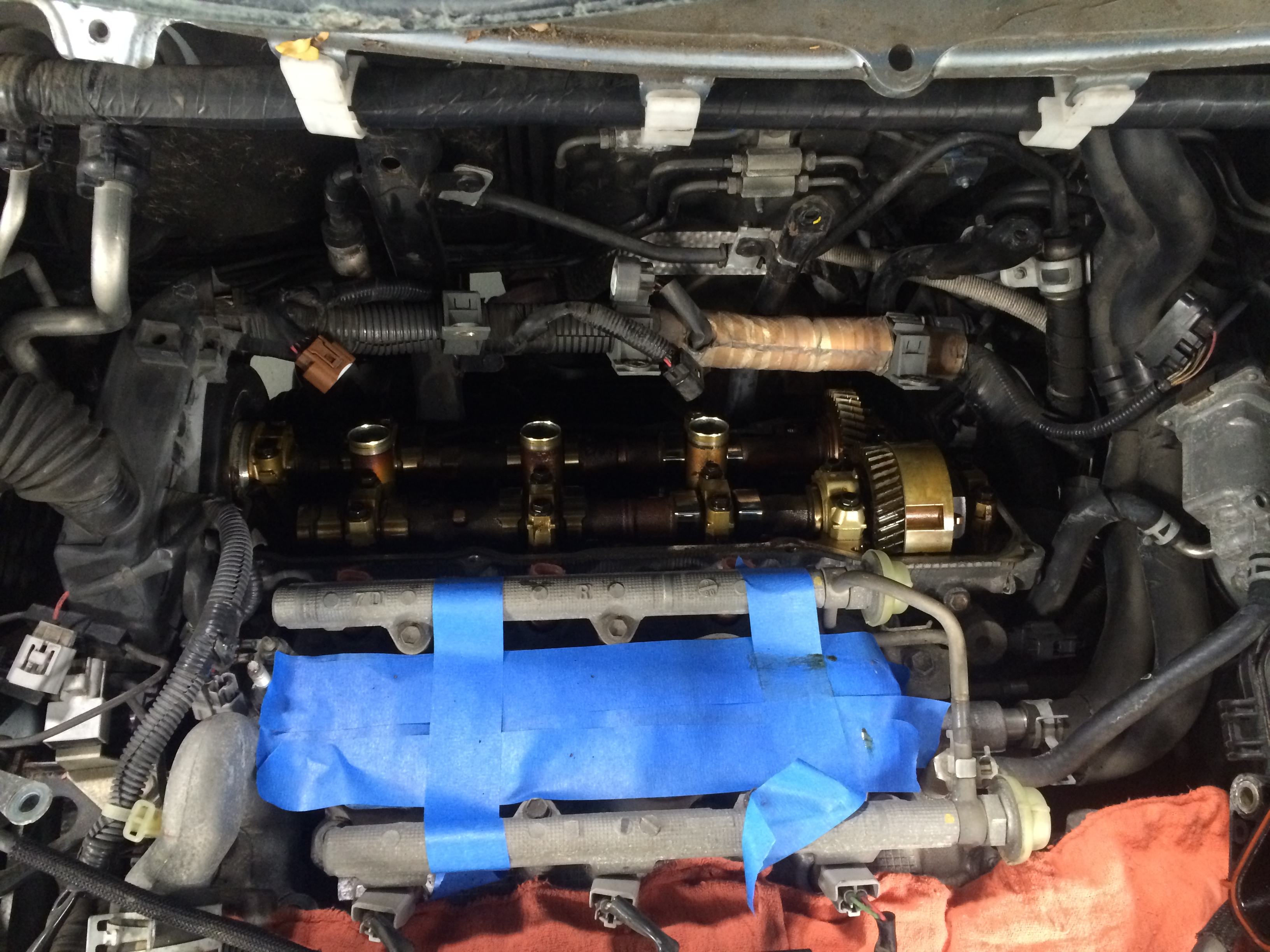 Watch together with 2004 Rx330 Valve Cover Gaskets moreover Excel X2 in addition Watch besides 4tfc0 Noticed Evap Obd Canister Closed Valve Ticking Engine. on toyota matrix exhaust