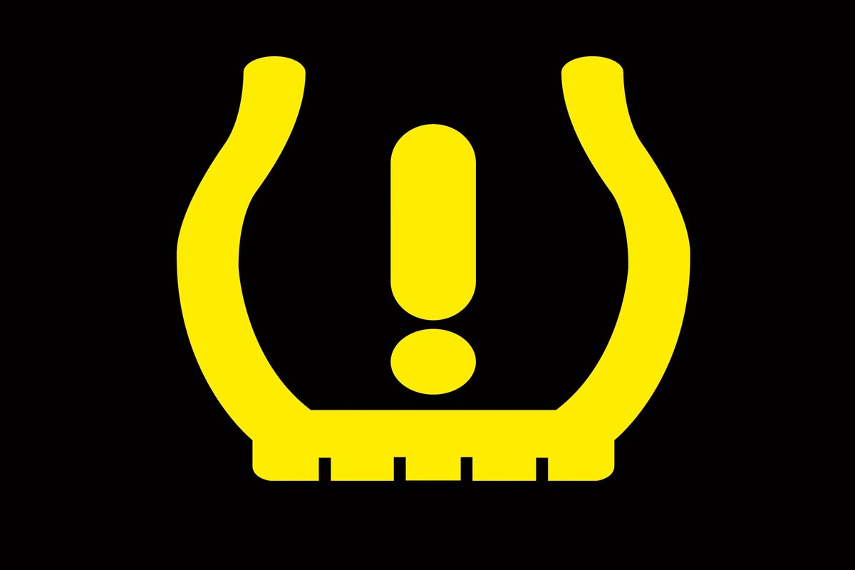 Low Tire Pressure Warning Light