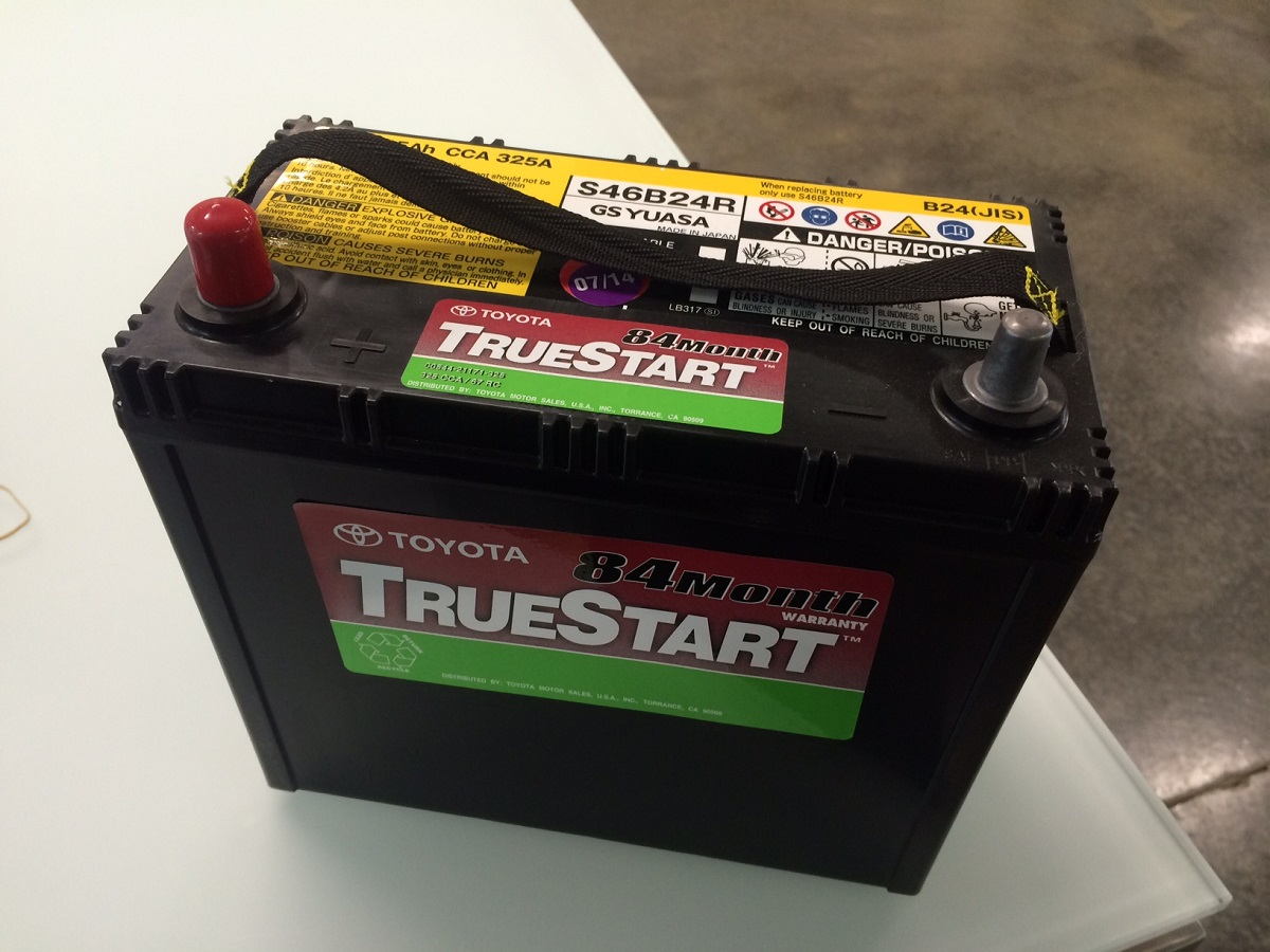 Replacing Your Priuss 12 Volt Auxiliary Starting Battery Toyota Prius Fuse Box Location