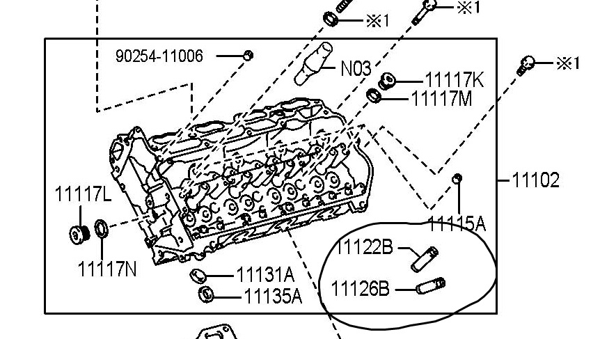 scion tc mirror parts diagram
