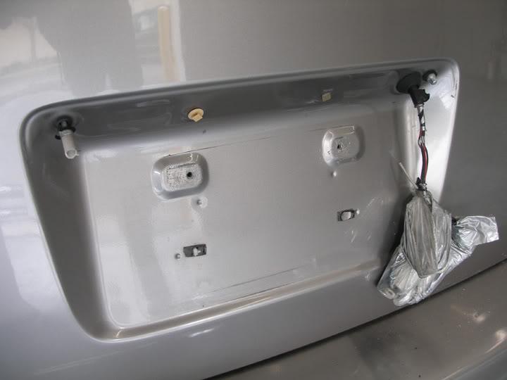 Scion xB broken handle