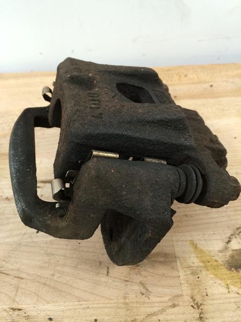 RX350 Seized Caliper