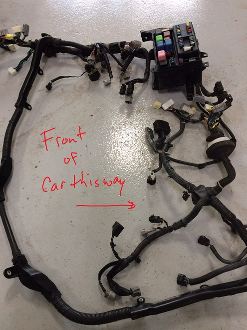 LX470 Engine Surround Harness