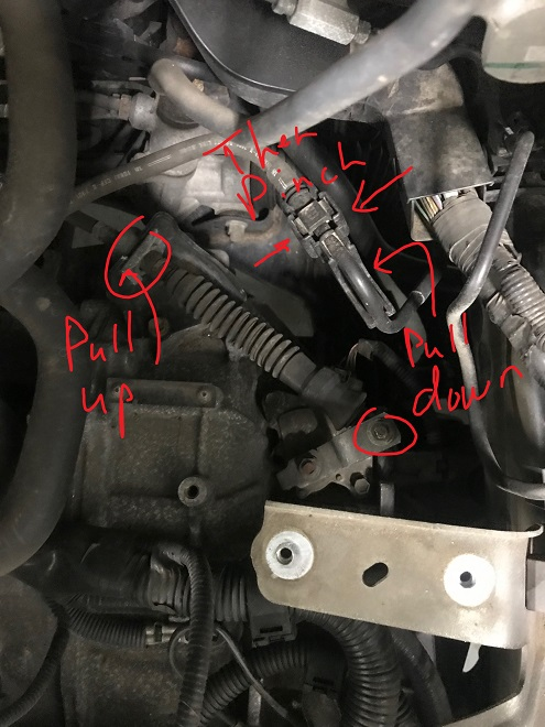 Fuel Line Disconnect