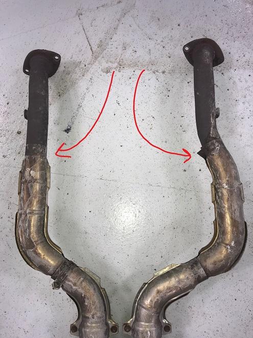 GS350 Exhaust