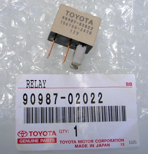 A/C Blinking Relay