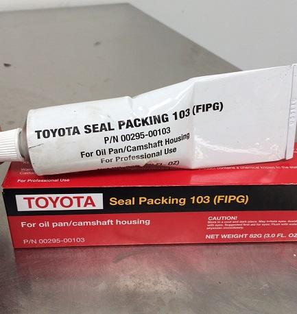 Toyota FIPG